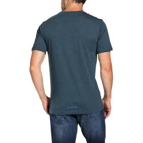 VAUDE Cyclist IV T-Shirt Men baltic sea